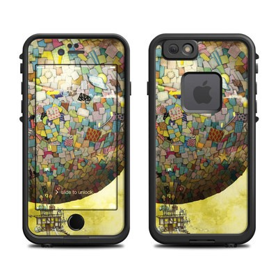 Lifeproof iPhone 6 Fre Case Skin - Up Up and Away