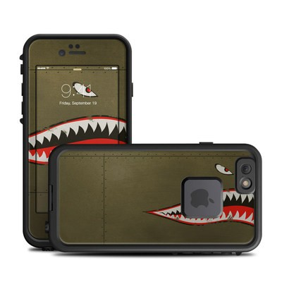 Lifeproof iPhone 6 Fre Case Skin - USAF Shark