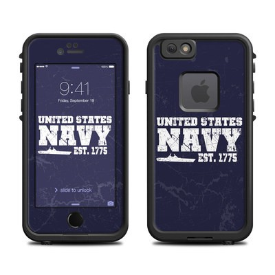 Lifeproof iPhone 6 Fre Case Skin - USN 1775