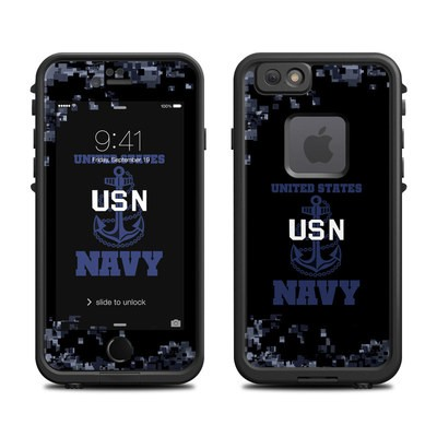Lifeproof iPhone 6 Fre Case Skin - USN