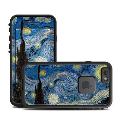 Lifeproof iPhone 6 Fre Case Skin - Starry Night