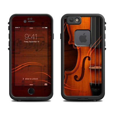 Lifeproof iPhone 6 Fre Case Skin - Violin