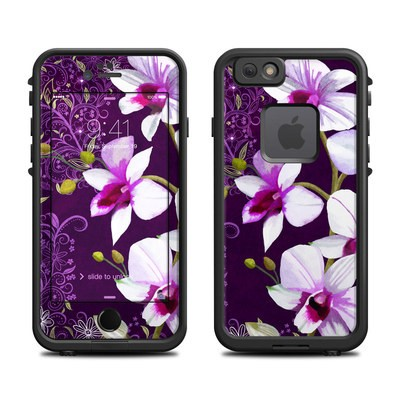 Lifeproof iPhone 6 Fre Case Skin - Violet Worlds