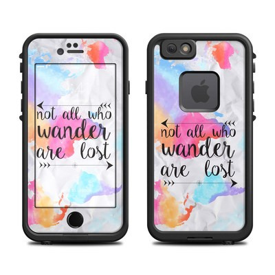 Lifeproof iPhone 6 Fre Case Skin - Wander