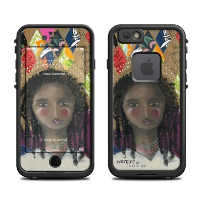 Lifeproof iPhone 6 Fre Case Skin - Warrior of Love