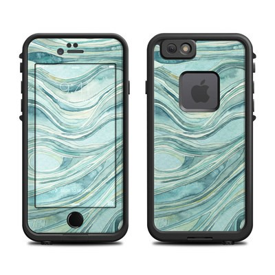 Lifeproof iPhone 6 Fre Case Skin - Waves