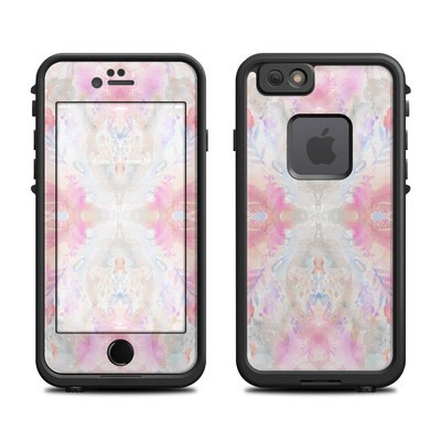 Lifeproof iPhone 6 Fre Case Skin - Watercolor Damask