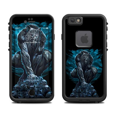 Lifeproof iPhone 6 Fre Case Skin - Werewolf
