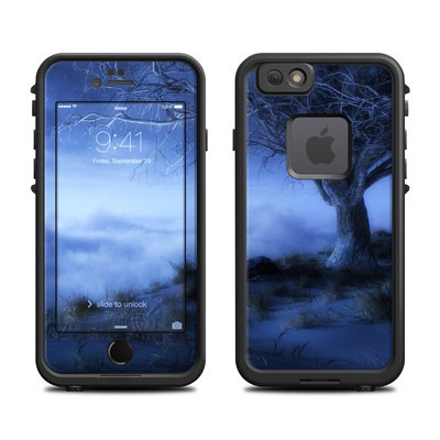 Lifeproof iPhone 6 Fre Case Skin - World's Edge Winter