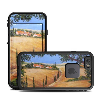 Lifeproof iPhone 6 Fre Case Skin - Wheat Fields