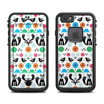 Lifeproof iPhone 6 Fre Case Skin - Winter Forest