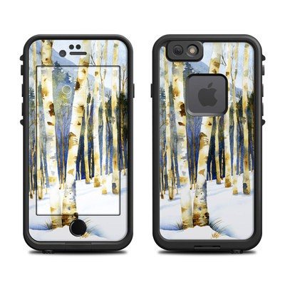 Lifeproof iPhone 6 Fre Case Skin - Winter Solstice