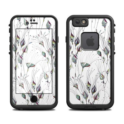 Lifeproof iPhone 6 Fre Case Skin - Wildflowers