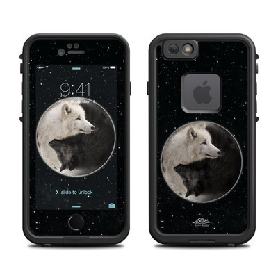 Lifeproof iPhone 6 Fre Case Skin - Wolf Zen