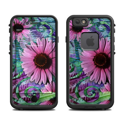 Lifeproof iPhone 6 Fre Case Skin - Wonder Blossom