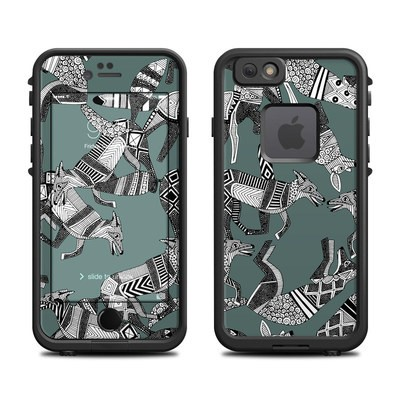 Lifeproof iPhone 6 Fre Case Skin - Woodland Fox