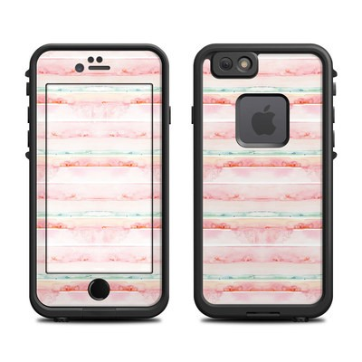 Lifeproof iPhone 6 Fre Case Skin - Watercolor Sunset