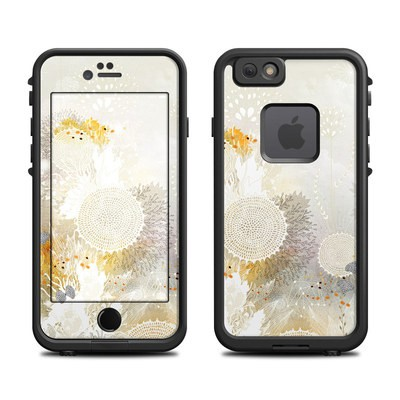 Lifeproof iPhone 6 Fre Case Skin - White Velvet
