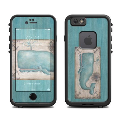 Lifeproof iPhone 6 Fre Case Skin - Whale Watch
