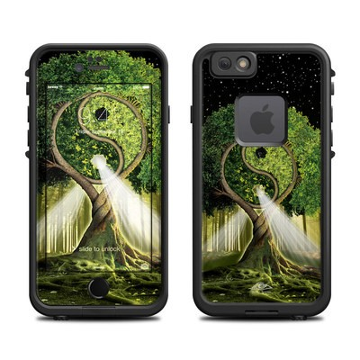 Lifeproof iPhone 6 Fre Case Skin - Yin Yang Tree