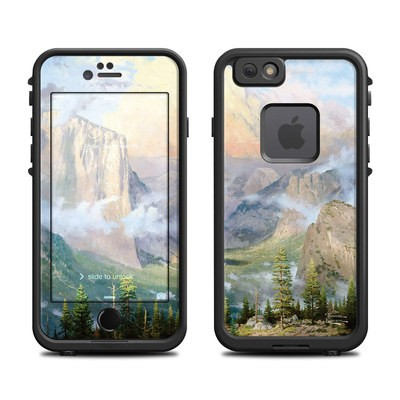Lifeproof iPhone 6 Fre Case Skin - Yosemite Valley