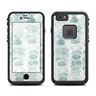 Lifeproof iPhone 6 Fre Case Skin - Zen Stones