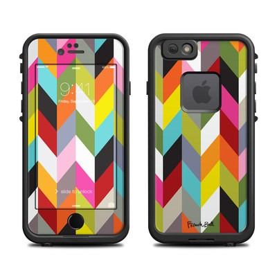 Lifeproof iPhone 6 Fre Case Skin - Ziggy Condensed