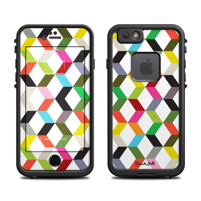 Lifeproof iPhone 6 Fre Case Skin - Ziggy Cube
