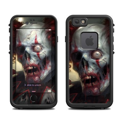 Lifeproof iPhone 6 Fre Case Skin - Zombini