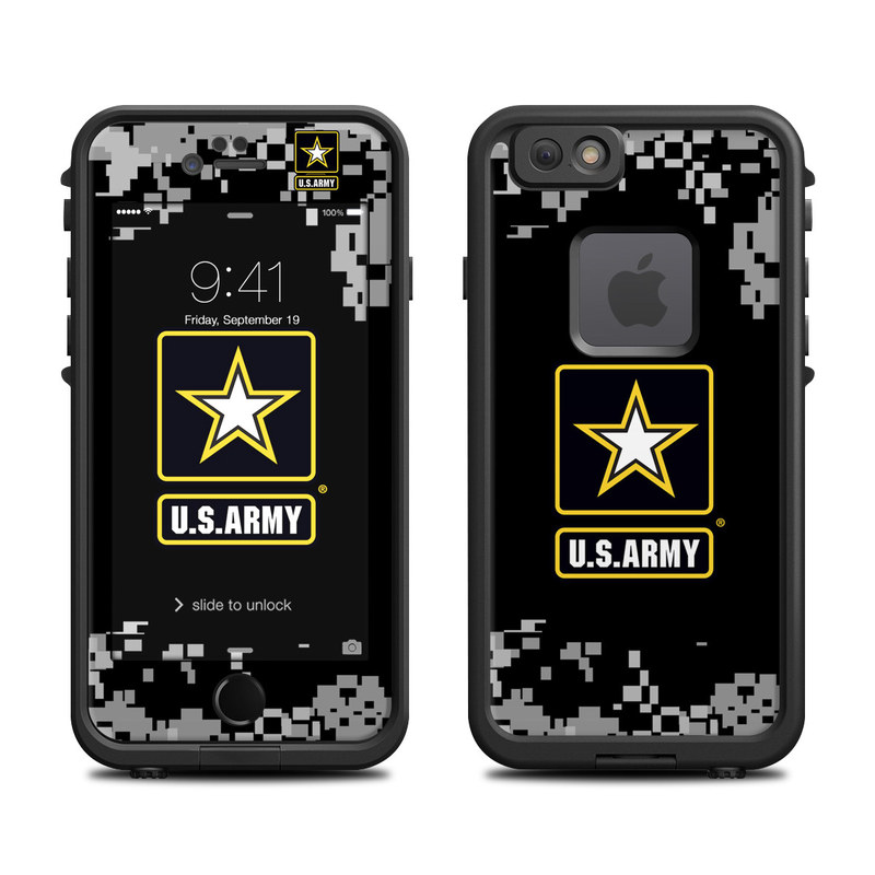Lifeproof iPhone 6 Fre Case Skin - Army Pride by US Army : DecalGirl