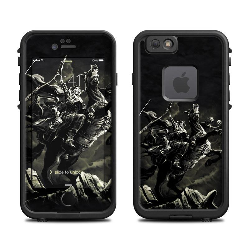 Eagle Skull By Abrar Ajmal: Lifeproof IPhone 6 Fre Case Skin