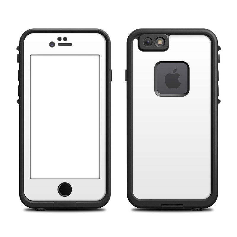 iphone 6 lifeproof case lifeproof iphone 6 fre skin solid state white by 1150