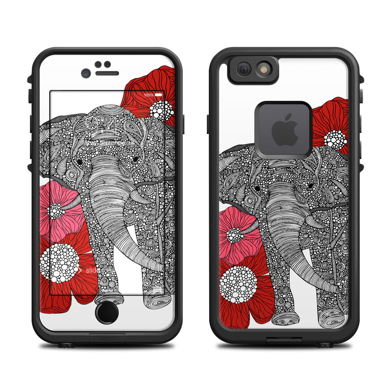 Lifeproof iphone 6 fre case skin the elephant