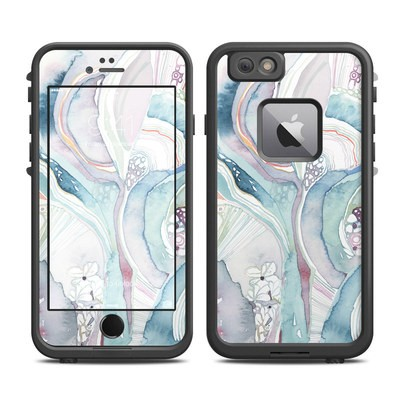 Lifeproof iPhone 6 Plus Fre Case Skin - Abstract Organic