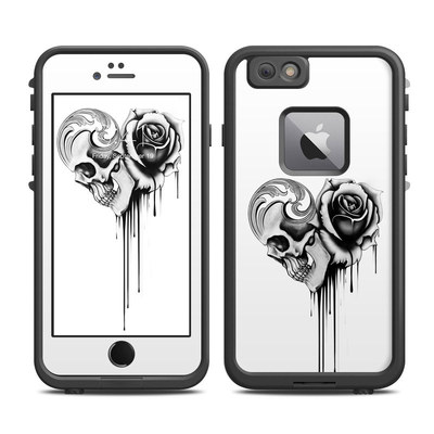 Lifeproof iPhone 6 Plus Fre Case Skin - Amour Noir