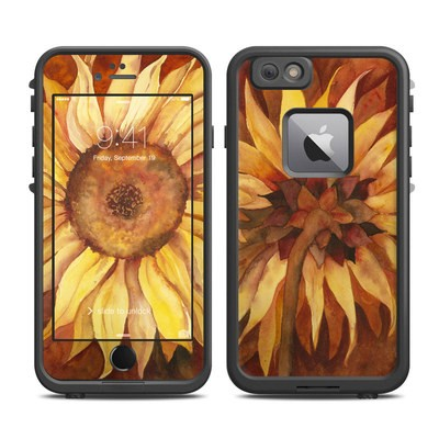 Lifeproof iPhone 6 Plus Fre Case Skin - Autumn Beauty
