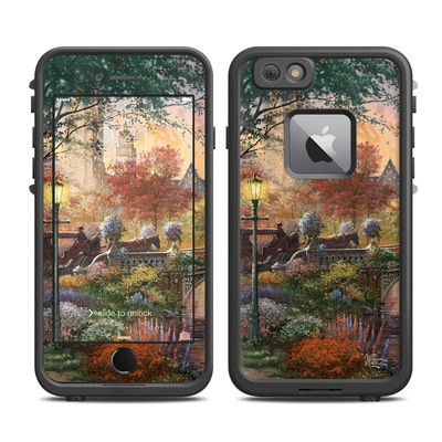 Lifeproof iPhone 6 Plus Fre Case Skin - Autumn in New York