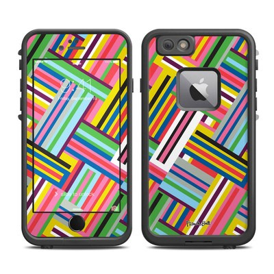 Lifeproof iPhone 6 Plus Fre Case Skin - Bandi