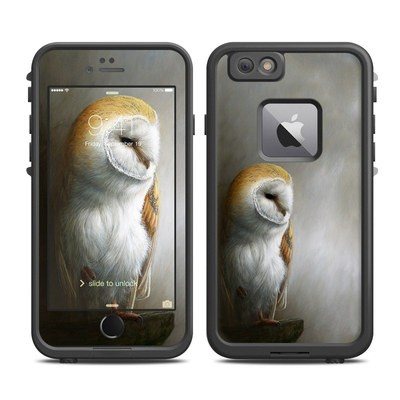 Lifeproof iPhone 6 Plus Fre Case Skin - Barn Owl