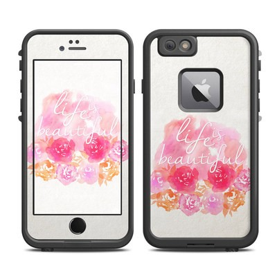 Lifeproof iPhone 6 Plus Fre Case Skin - Beautiful