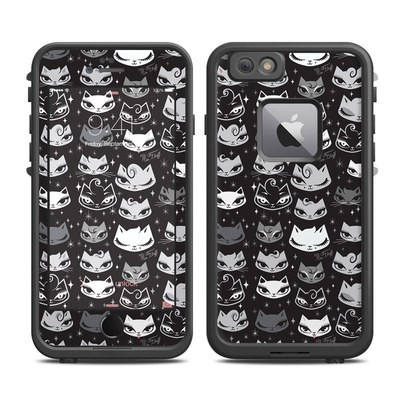 Lifeproof iPhone 6 Plus Fre Case Skin - Billy Cats