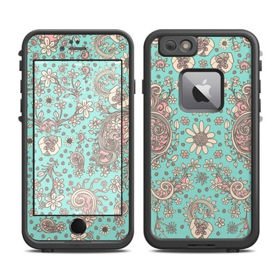 Lifeproof iPhone 6 Plus Fre Case Skin - Birds Of A Flower