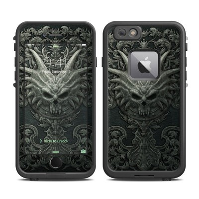 Lifeproof iPhone 6 Plus Fre Case Skin - Black Book
