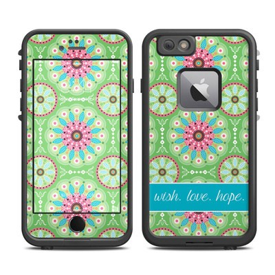 Lifeproof iPhone 6 Plus Fre Case Skin - Boho