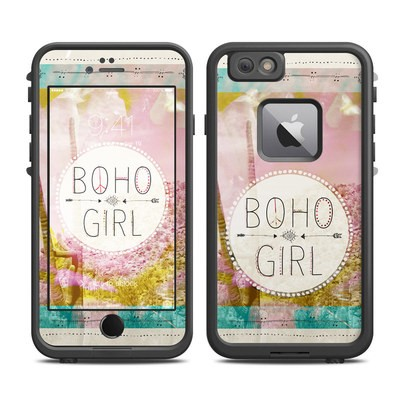 Lifeproof iPhone 6 Plus Fre Case Skin - Boho Girl
