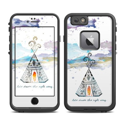 Lifeproof iPhone 6 Plus Fre Case Skin - Boho Teepee