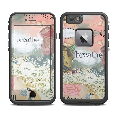 Lifeproof iPhone 6 Plus Fre Case Skin - Breathe