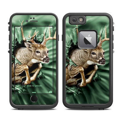 Lifeproof iPhone 6 Plus Fre Case Skin - Break Through Deer