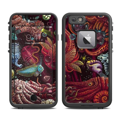 Lifeproof iPhone 6 Plus Fre Case Skin - C-Pods