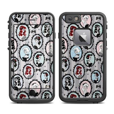 Lifeproof iPhone 6 Plus Fre Case Skin - Cameo Dolls